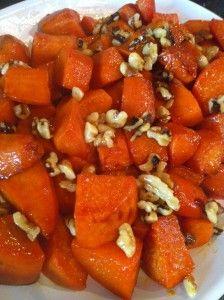 healthy sweet potatoes!