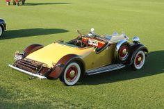 1932 Hupmobile Cabriolet Roadster 2