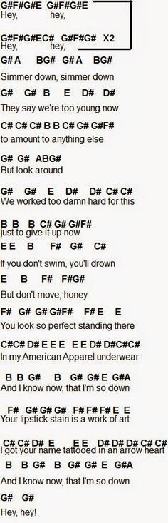 flirting memes gone wrong song chords for a love