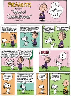 Peanuts Comic Strip, March 06, 2016 on GoComics.com