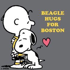 Beagle Hugs for Boston