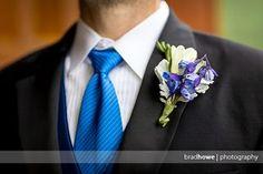 Boutonniere by www.flowercupboard.com
