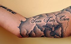 child name tattoos for dads - Google Search