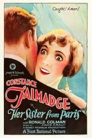 7/10 · IMDb A housewife (Constance Talmadge) poses as her sister, a notorious dancer, in order to fool her husband (Ronald Colman) and teach him a lesson. Director: Sidney Franklin Costume design: …