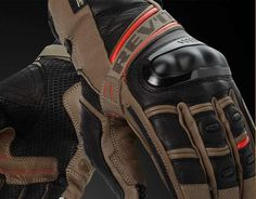 The new Dominator GTX and Cayenne Pro motorcycle gloves are designed with a different destination in mind but for the same purpose; ready to help you write some adventures tales.