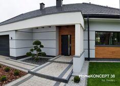 Garden Inspiration, Garage Doors, Outdoor Decor, House, Home Decor, Templates, Houses, Decoration Home, Home