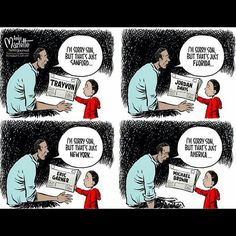 Growing up Black in America is not easy...