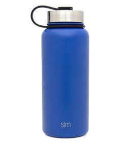 Twilight Blue 32-Oz. Flip-Lid Summit Water Bottle