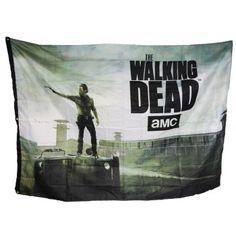 The Walking Dead Prison Banner Walking Dead Prison, The Walking Dead, Wall Banner, Stuff And Thangs, Rick Grimes, Pinterest 19, Official Store, Nest, Campaign