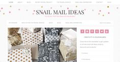 I am sooo excited! The new website and webshop are online! What is new? A website full with stickers and cards designed by me! Blog posts & interviews with snail mail inspirators and a new pen pal service! Check it al out on www.snailmail-ideas.com Would LOVE to know what you think!:)