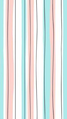 Wallpaper Whatsapp Pattern Iphone Backgrounds Ideas For 2019 Cute Patterns Wallpaper, Trendy Wallpaper, Tumblr Wallpaper, Pretty Wallpapers, Cool Wallpaper, Wallpaper Ideas, Wallpaper Quotes, Print Wallpaper, Cute Striped Wallpaper