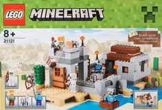 What lego sets will kids love? Find out here with the four upcoming LEGO Minecraft sets reviewed! I love these toys!