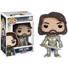 Warcraft Movie Vinyl Series 1 Nett Funko Mystery Mini King Llane Wrynn Figure