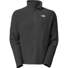 The North Face SDS 1/2-Zip Fleece Top - Men's | Backcountry.com $60