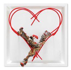 Bernard Saint Maxent Sculpture, Love Flowers, Saints, Create, Painting, Jewelry, Canvas, Artist, Painted Canvas