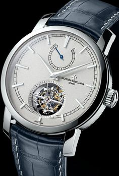 Vacheron Constantin Patrimony Traditionelle 14-Day Tourbillon Platinum