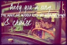 Baby your a song <3