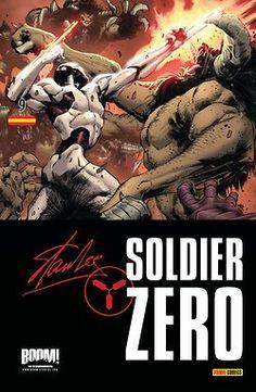 Soldier Zero #9