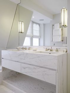 Master Bathroom designed by Talia Cobbold Cadogan Court Development