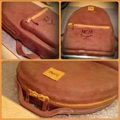 MCM Tasche Suitcase, Sunglasses Case, Homemade, Pies, Dime Bags, Suitcases