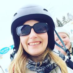 A bad day on the slopes is better than a good day in the office  #skiing #livethegoodlife #liveactive #likeagirl #noexcuses #enjoylife