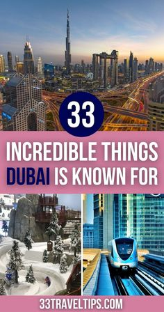 Dubai is famous for shopping, luxe, and all-year sunshine. These are the most obvious things the city is known for. Let's see what else you can discover there.   What is Dubai Famous For   What is Dubai Known For   Things Dubai is Famous For   Things Dubai is Known For   #dubai #dubaitravel #dubaiexpo2020 #expo2020 Travel Guides, Travel Tips, Travel Destinations, Asia Travel, Dubai Travel, Travel Articles, Ultimate Travel, Travel Aesthetic, Travel Pictures