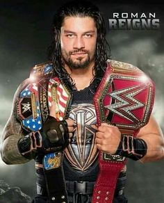 Roman Reigns is the current WWE US Champion & Future WWE Universal Champion