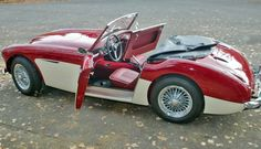 "specialcar: ""Austin Healey 3000 Mk1 """