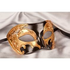 Pinterest ❤ liked on Polyvore featuring masquerade