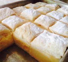 Recepty na krémeše: tradičné aj originálne, ovocné, tvarohové aj orechové   Naničmama.sk Deserts, Food And Drink, Sweets, Bread, Cheese, Breakfast, Cake, Ethnic Recipes, Hampers