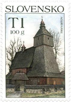 Beauties of our Homeland – Wooden Church Hervartov, Slovakia
