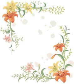 virágos képkeretek - Google keresés
