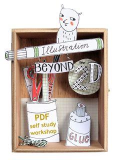 Dioramas adorables...   El tarro de ideasEl tarro de ideas