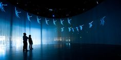 Ron Arad's curtain call at the Roundhouse- Bloomberg