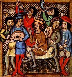 Moyen-Age - Relations entre seigneurs et paysans - leçon pour les grands