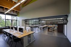 Flexible Classroom, designed by LPA Inc.