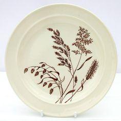 Vintage Retro 1970s JG Meakin Windswept Side Tea Plate