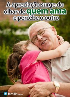 FAMÍLIA E IGREJA A MESMA REVELAÇÃOFamilia.com.br | Como mostrar apreciação #Apreciacao
