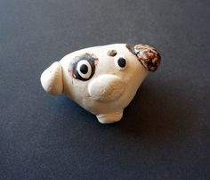 Whistle dog, ceramics  handmade whistle, gift for dog lovers, music instrument, fun gift children, eco friendly, wind toys games, animal toy by TheArtsofClay on Etsy