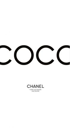 iPhone 5 Wallpaper by Coco Chanel - # iphone - - Typografie - Iphone 5 Wallpaper, Trendy Wallpaper, Love Wallpaper, Mobile Wallpaper, Wallpaper Quotes, Wallpaper Wallpapers, Iphone Wallpaper Fashion, Bedroom Wallpaper, Black Wallpaper