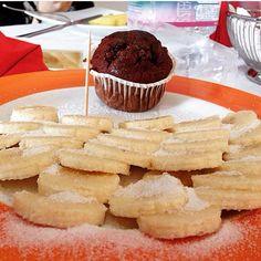#banana #muffine