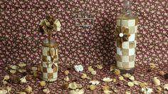 Reciclando Vidro com Filtro de Café