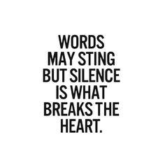 what breaks the heart