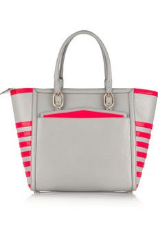 Christian Louboutin // Farida leather tote.  just admit it, you can't handle it!!