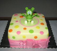 Gummibar The Gummy Bear Cute Crazy Fun Cake http://www.gummibar.net