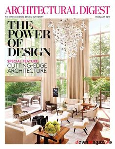 High Quality Architectural Digest March Cover (700×909) | ARCHITECTURAL DIGEST |  Pinterest