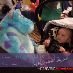 I was a Disney Social Media Mom - for a morning. #disneysmmoms #DisneySMMC
