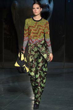 Kenzo Fall 2014 RTW: Paris Fashion Week...
