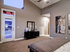 taupe+bedrooms | Totally Taupe Bedroom : Pro Galleries : HGTV Remodels