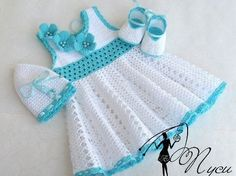 Order for Written English instructions patterns from here . Lacy crochet baby dress pattern, free crochet toddler dress patterns, vintage crochet baby dress p Crochet Dress Girl, Crochet Baby Dress Pattern, Baby Dress Patterns, Baby Girl Crochet, Crochet Baby Clothes, Crochet Dresses, Crochet Toddler Dress, Baby Dress Tutorials, Crochet Woman